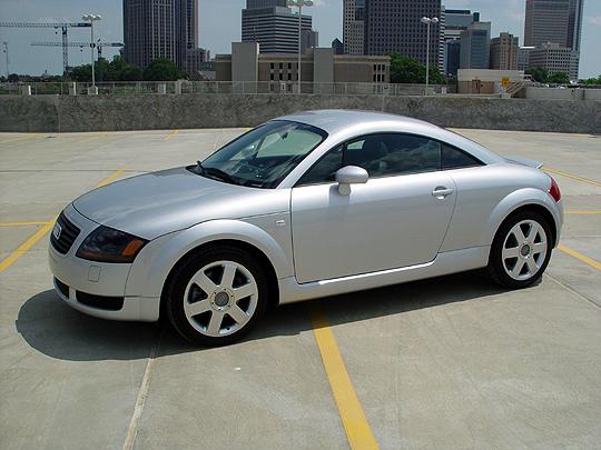 The Johanson Collection Quot Audi Tt Quattro Coupe Quot Designed